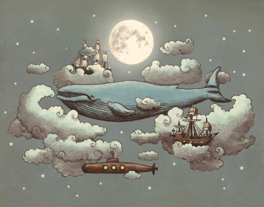 whale -_-